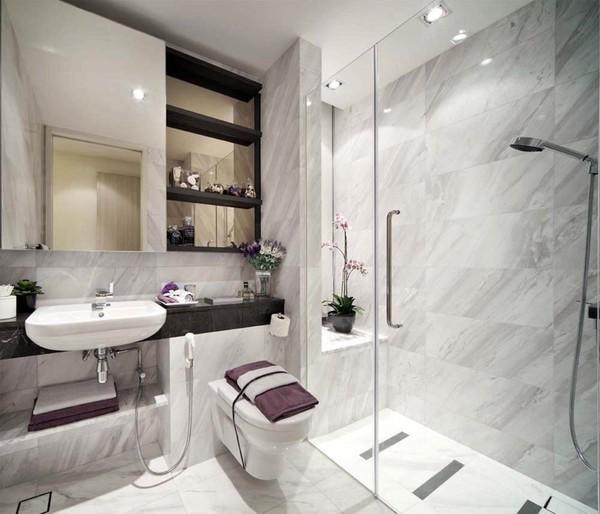Phòng tắm tiện lợi